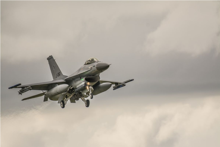 Винищувачі НАТО вилітали через російські літаки сім разів за останній тиждень