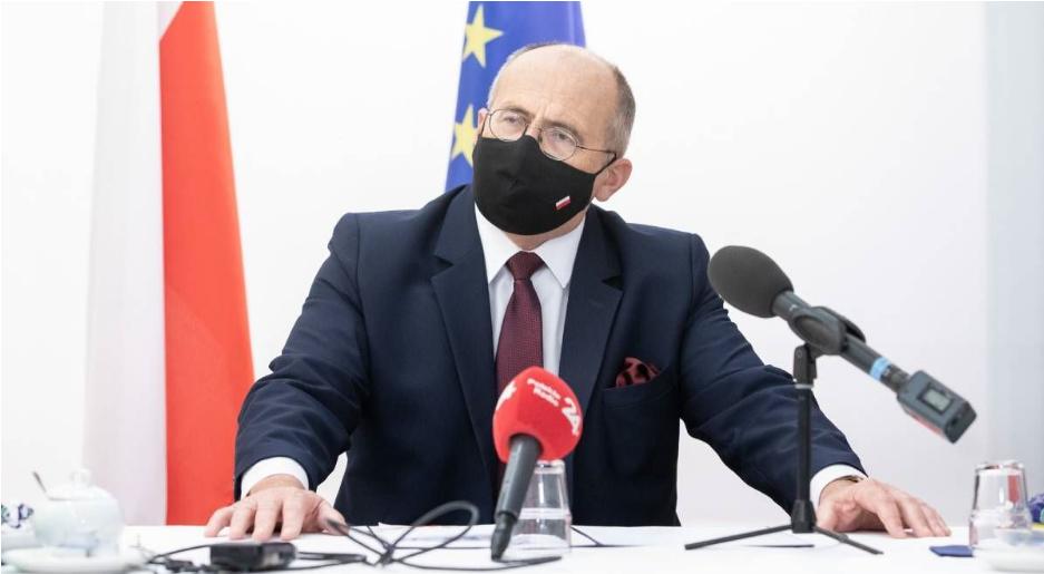 Голова МЗС Польщі Збіґнєв Рау здійснює терміновий візит в Україну
