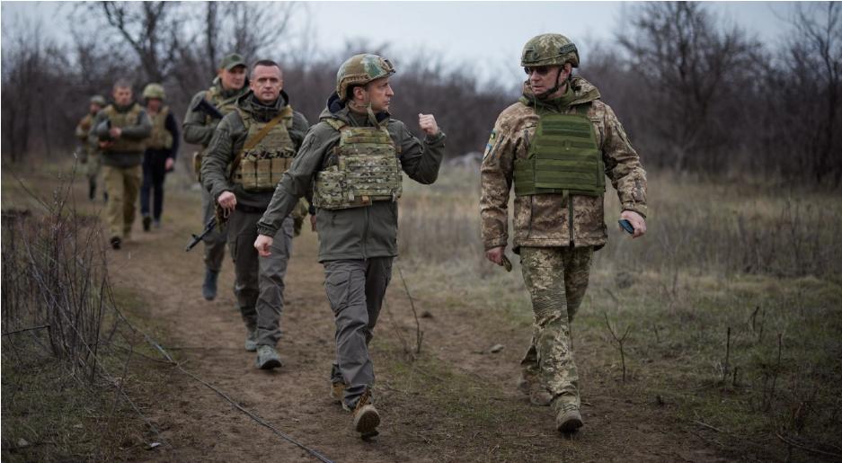 Wołodymyr Zełenski chce rozmowy z Władimirem Putinem. Apel pozostaje bez odpowiedzi