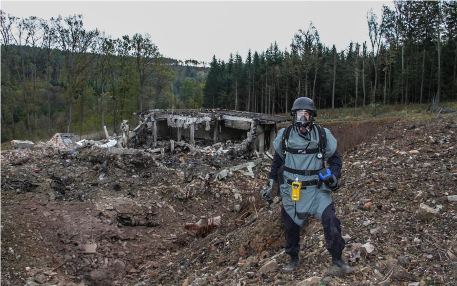 Вибухи на складах зброї у Чехії готували 6 співробітників ГРУ РФ – Bellingcat