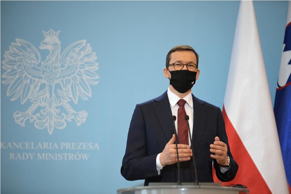 Прем'єр закликає Німеччину відмовитися від «Північного потоку 2»