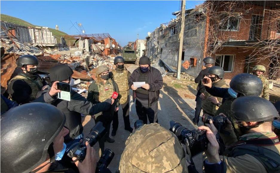 Віцеголова Сейму: Україна захищає теж кордони Польщі та європейської цивілізації