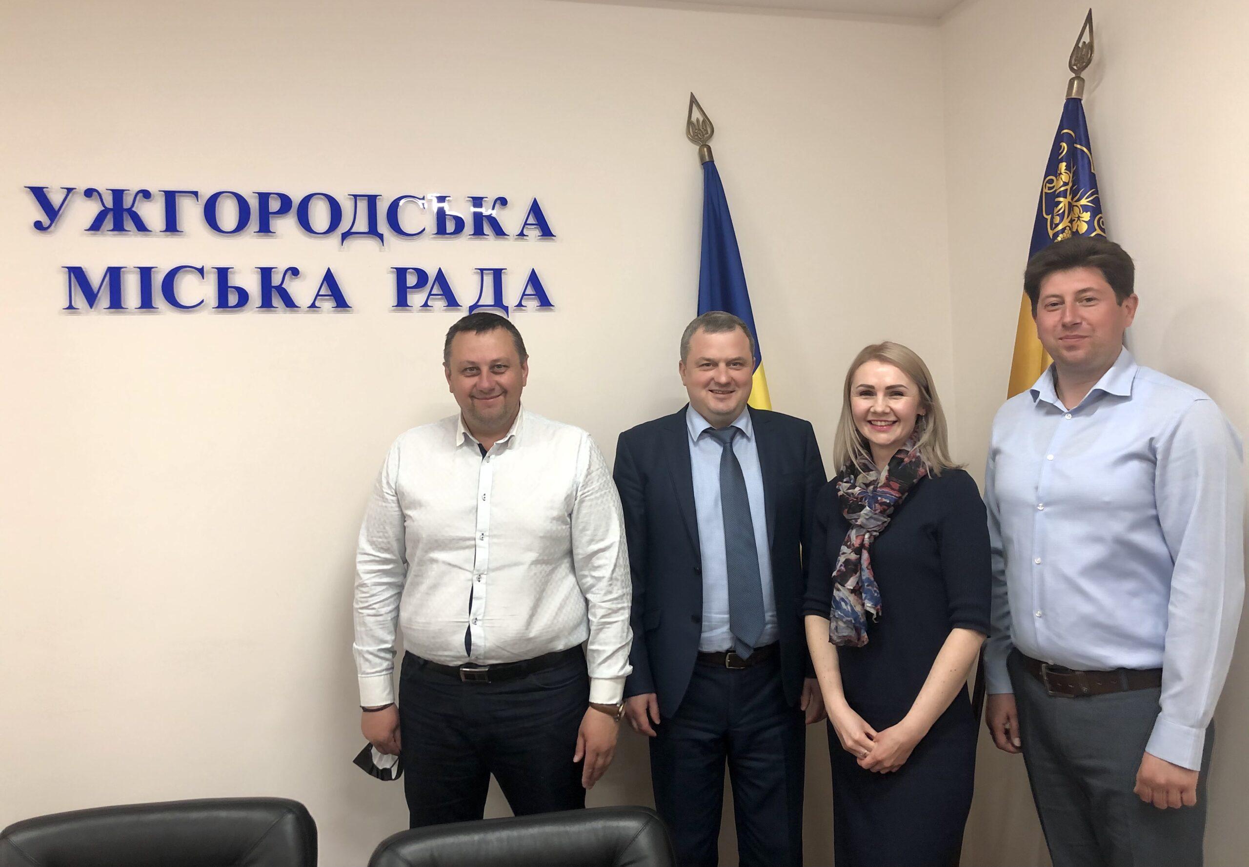 Польсько-Українська Господарча Палата продовжує розвивати відносини з українськими регіонами: Закарпаття та Тернопільщина активізують співпрацю