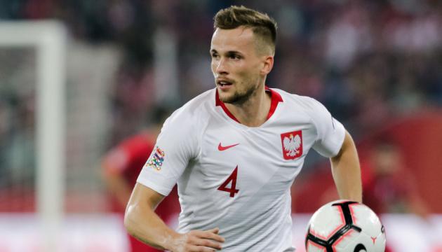 Захисник «Динамо» потрапив у заявку збірної Польщі для підготовки до Євро-2020