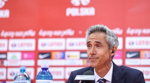 Paulo Sousa: Jestem bardzo entuzjastycznie nastawiony