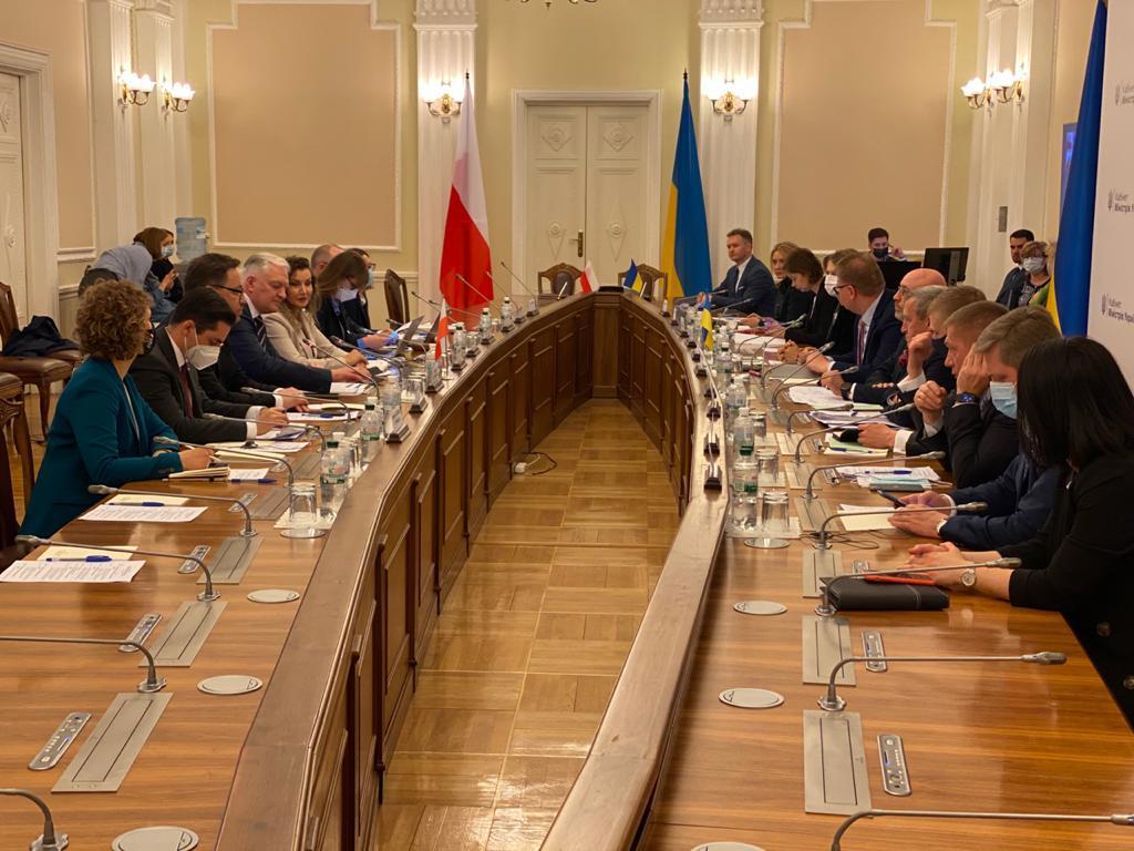 Після чотирирічної перерви відбулося перше засідання україно-польської Міжурядової комісії з питань економічного співробітництва