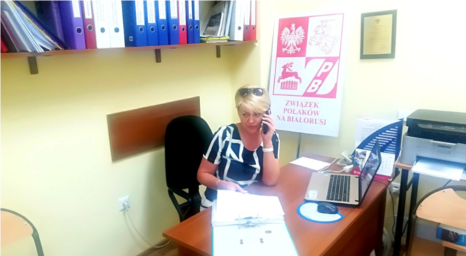 Анджеліку Борис тримають в нелюдських умовах у білоруській тюрмі