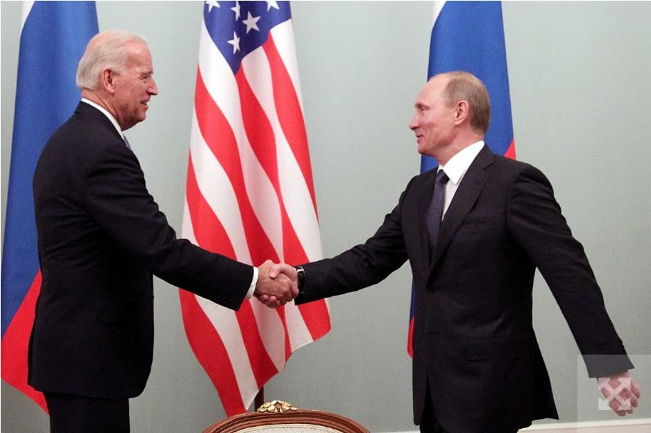 Джо Байден на зустрічі з президентом РФ підніме питання України