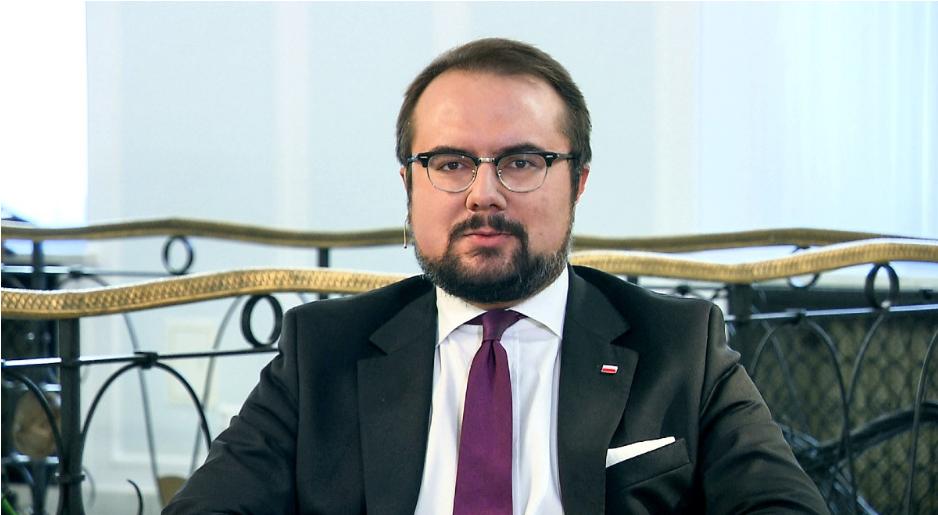 Paweł Jabłoński: będziemy wywierać presję, aby USA zmieniło decyzję ws. Nord Stream 2