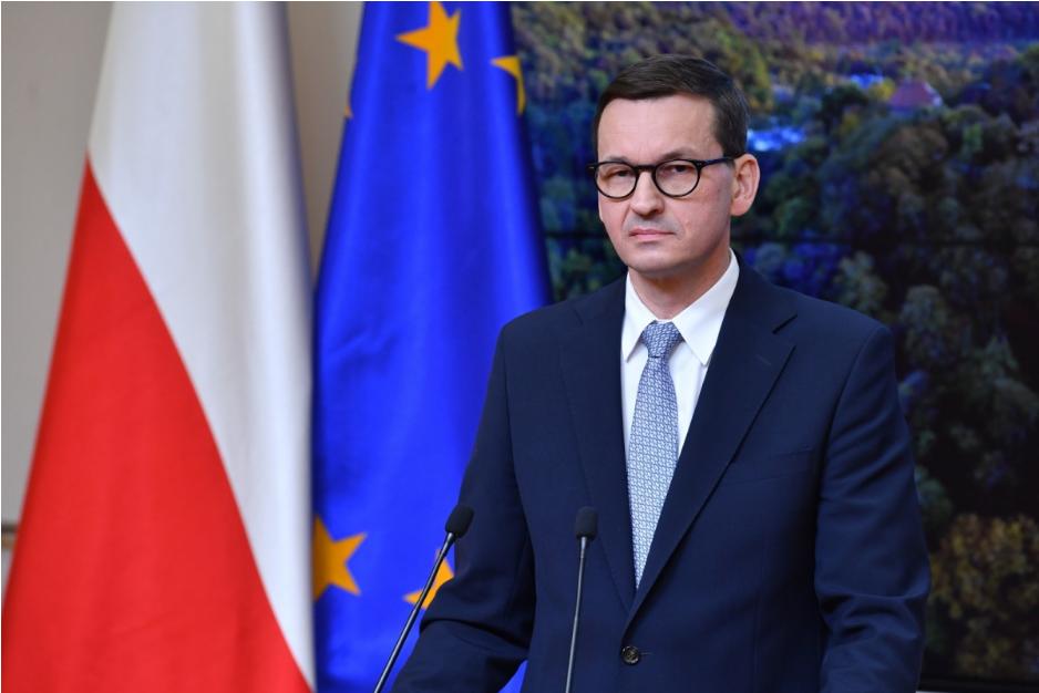 Прем'єр Польщі: Nord Stream 2 розбиває солідарність ЄС і нарощує силу Росії