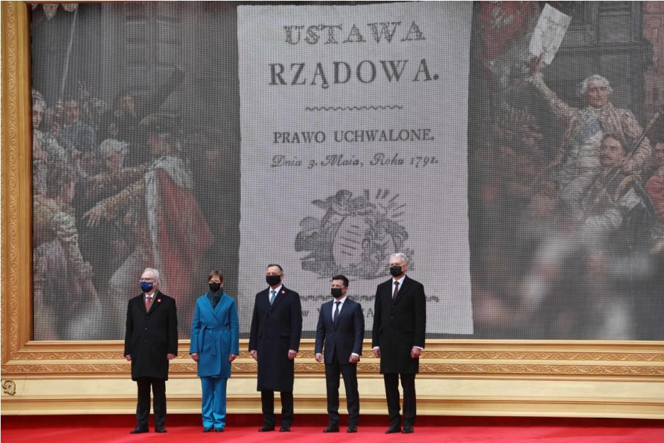 Президент Польщі: Ми не змиримося з проявами імперської політики панування