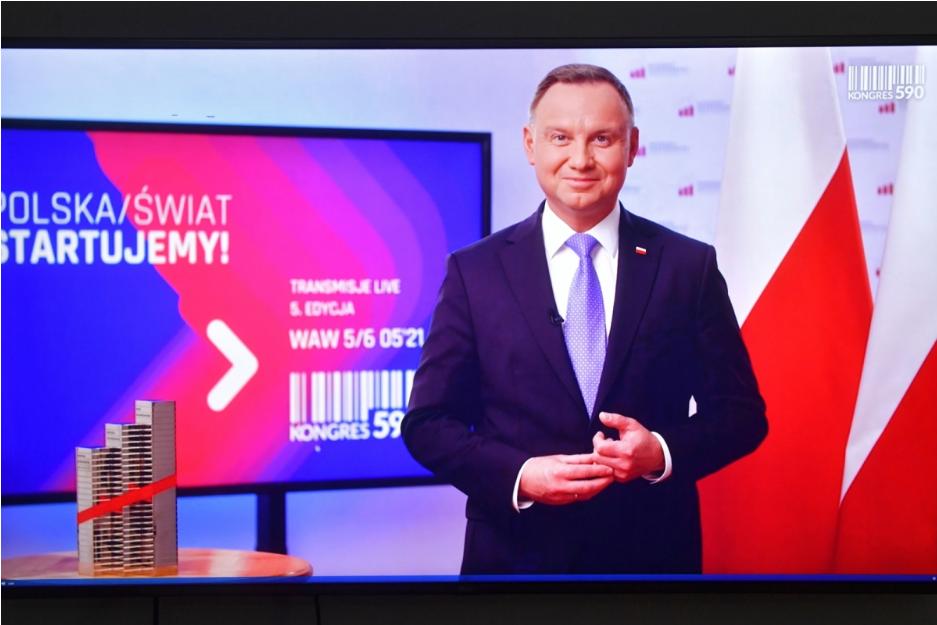 Анджей Дуда: Польські компанії успішно конкурують на світових ринках