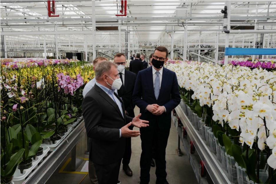 Очільник уряду закликає купувати польські продукти