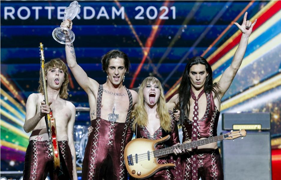 Італія — переможець «Євробачення — 2021»