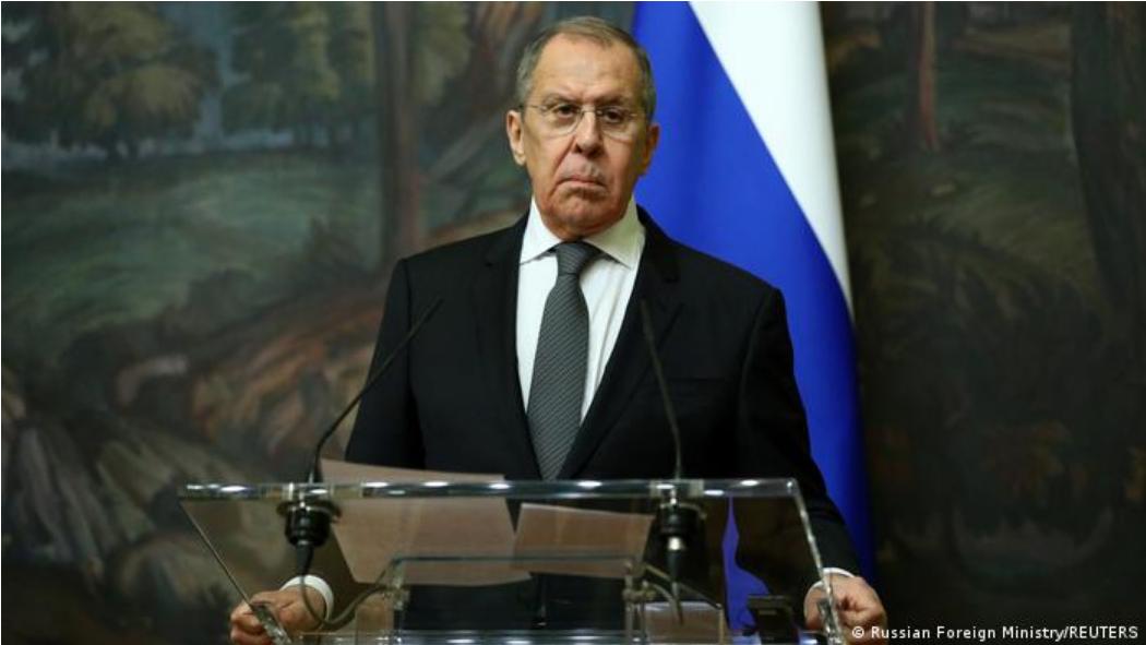 Лавров вважає, що не Кравчуку вирішувати про місце роботи ТКГ