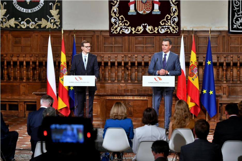 Польсько-іспанські міжурядові консультації і плани співпраці