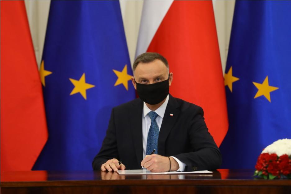 Президент Польщі ратифікував Фонд відбудови