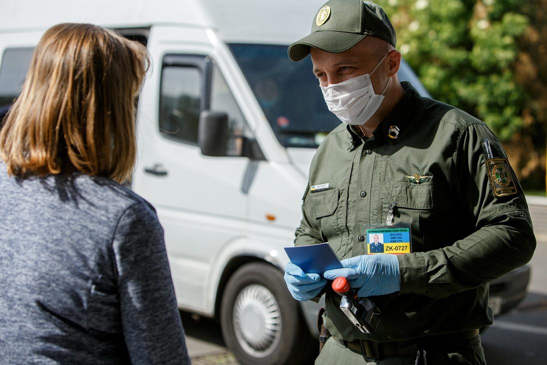 В Україні розширено перелік документів, які дозволяють перетнути кордон у період дії карантину