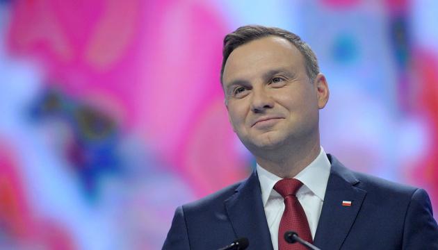 Українська громада Польщі закликала Дуду сприяти зближенню України до НАТО