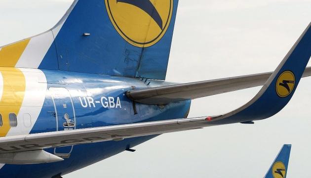 МАУ призупиняє старт рейсів між Україною та Польщею