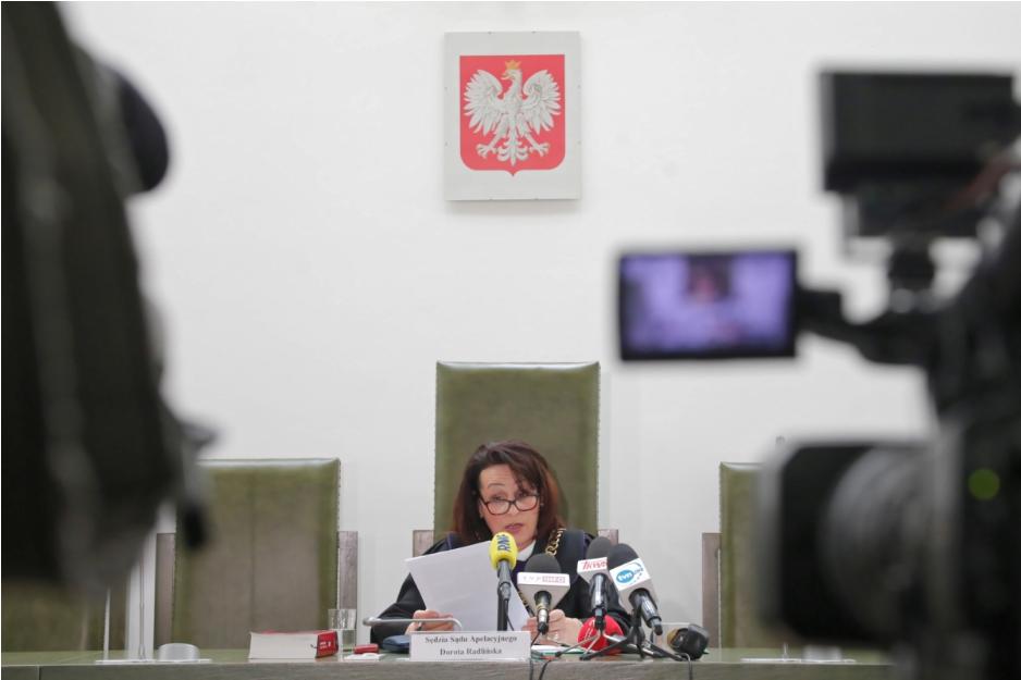 Славомір Новак муситиме внести 1 млн злотих застави