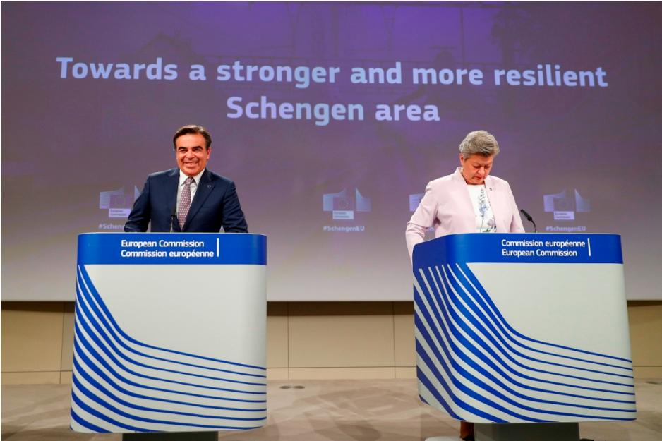 Зміцнення Шенгенської зони - план Єврокомісії