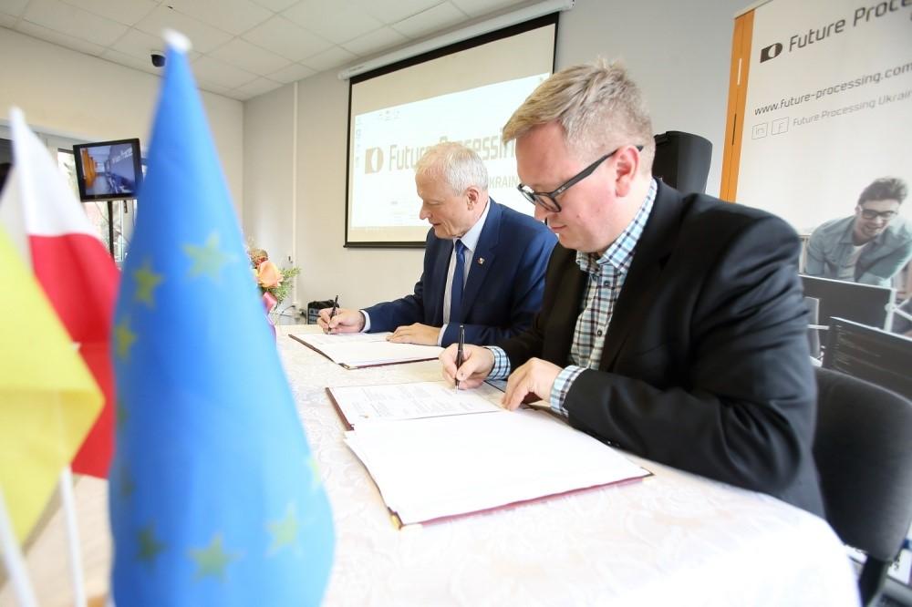 Польсько-Українська Господарча Палата представляє компанію FUTURE PROCESSING UKRAINE