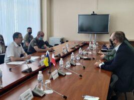 Візит віце-міністра закордонних справМарціна Пшидача в Україні