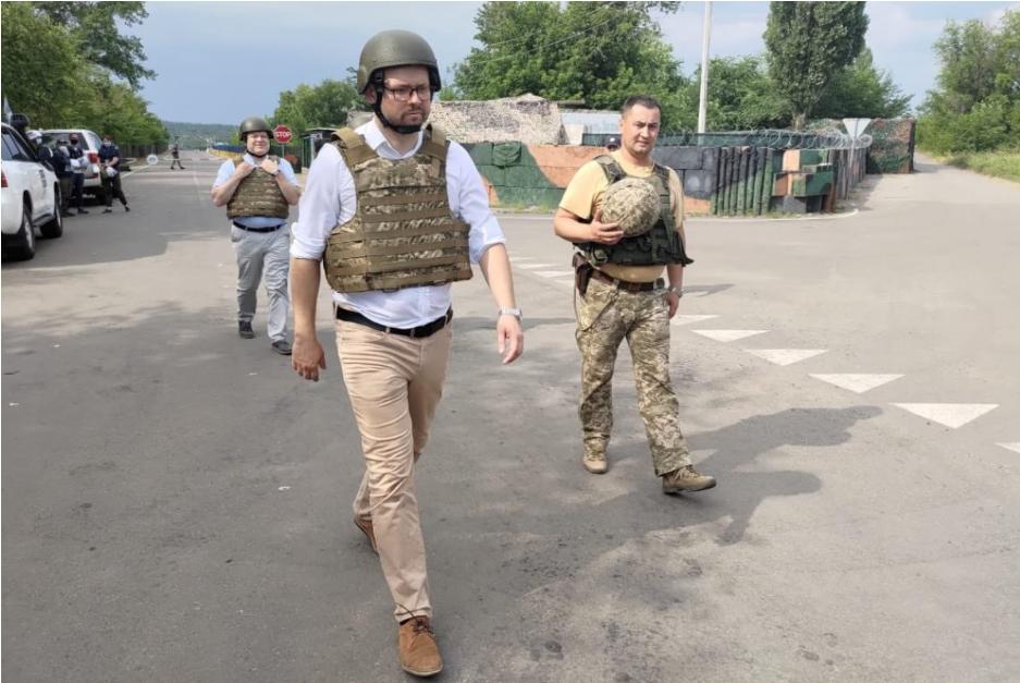 Польський віцеміністр: Конфлікт на Донбасі буде високо у порядку денному ОБСЄ
