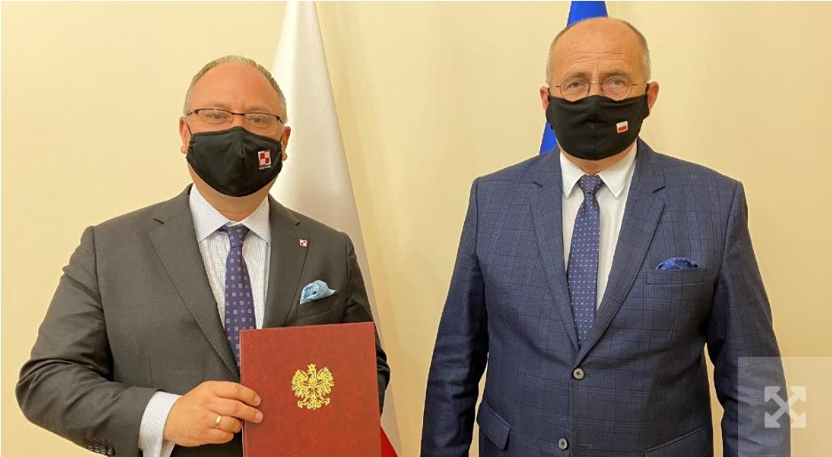 Szef MSZ powołał Arkadego Rzegockiego na pierwszego Szefa Służby Zagranicznej