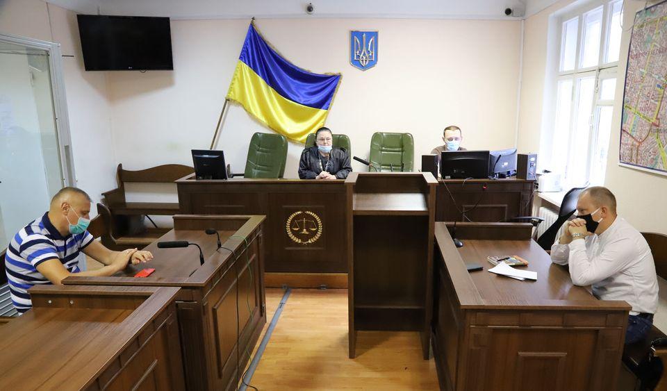Офіс генпрокурора оголосив підозру екскомандиру харківського «Беркута»
