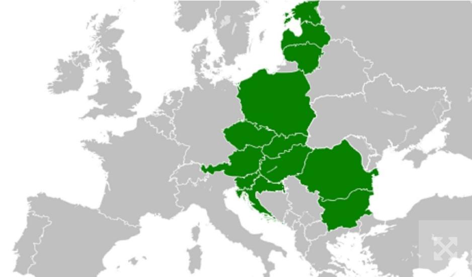 Взаємні інтереси України та Ініціативи Трьох морів