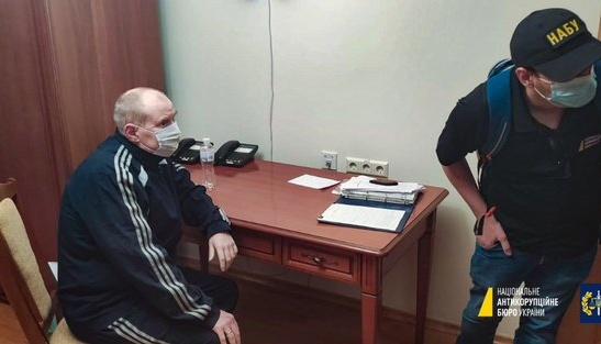 Затримання Чауса: ДБР допитує працівників Служби безпеки та НАБУ