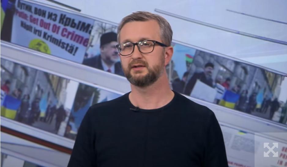 ФСБ Росії звинуватила заступника голови Меджлісу Нарімана Джелялова у диверсії
