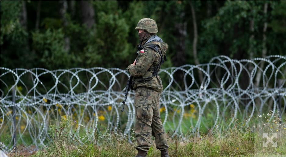 У Польщі рекордний наплив нелегальних мігрантів з Білорусі