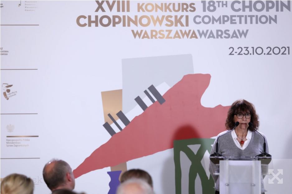 В суботу розпочинається XVIII Міжнародний конкурс піаністів імені Фридерика Шопена