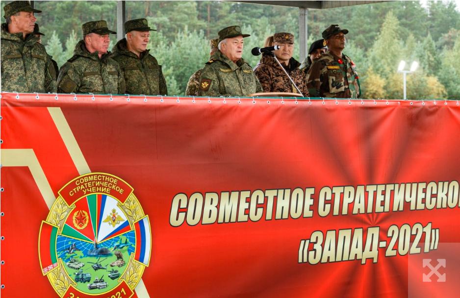 Захід-2021: чи існує небезпека для України?