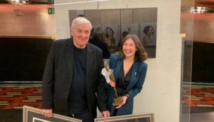 У Польщі премію Angelus отримала українська письменниця