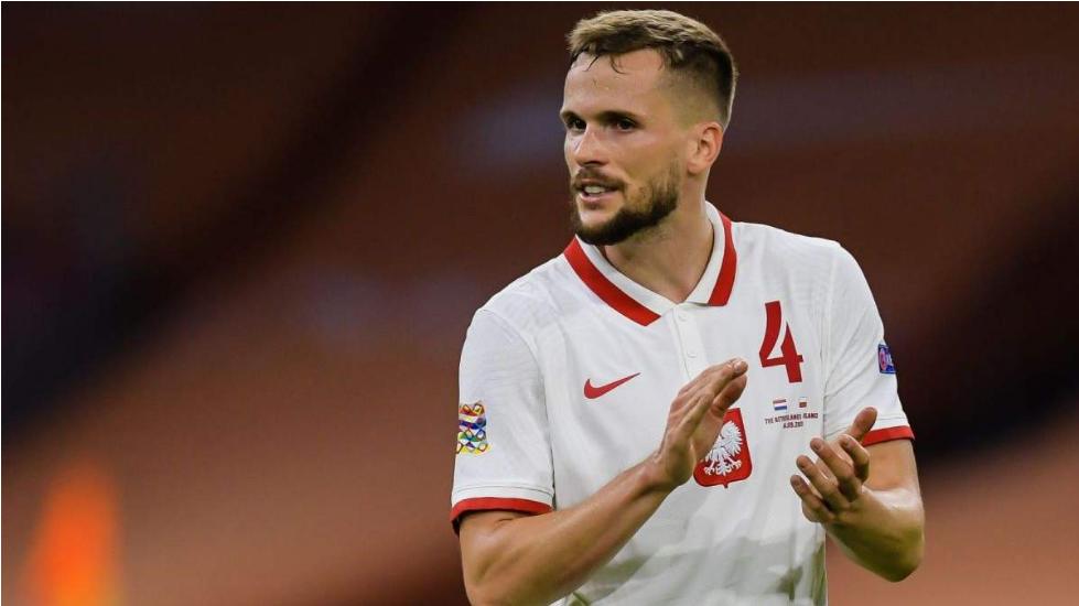 Кендзьора присвятив дружині-українці свій дебютний гол у складі збірної Польщі
