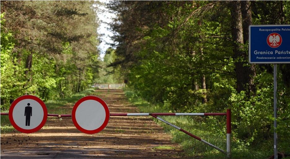 Білоруські прикордонники обстріляли на кордоні польських солдатів