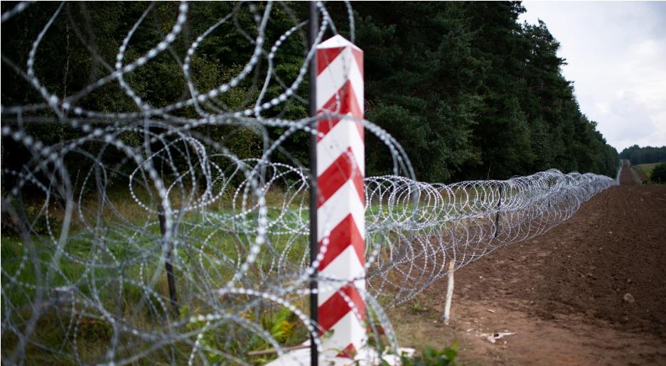 Stanisław Żaryn: widzimy zaangażowanie Rosji w kryzys migracyjny na granicy
