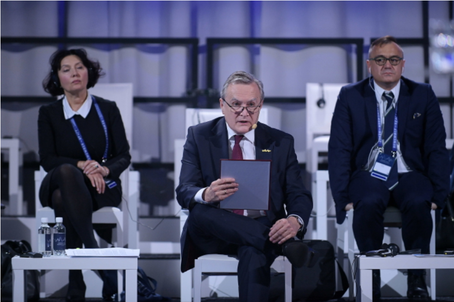 Poland opposes 'all forms of racism and anti-Semitism,' deputy PM tells Holocaust forum