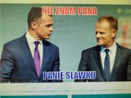 Новак, Туск – схеми українсько-польські