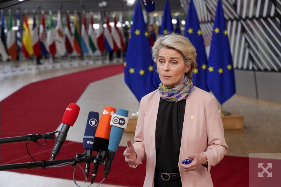 У Брюсселі почався саміт ЄС